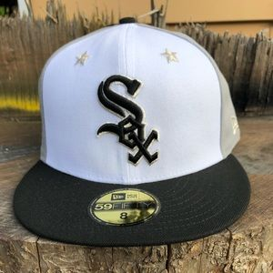 ⚾️CHICAGO WHITE SOX fitted baseball cap⚾️